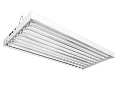 4-Foot 8 Tube T5 Fluorescent Fixture