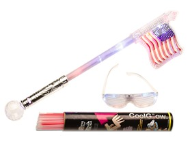 Cool Glow Patriotic Light-Up Bundle