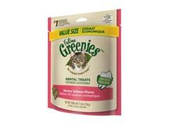 Feline Dental Treats - Savory Salmon 5.5oz