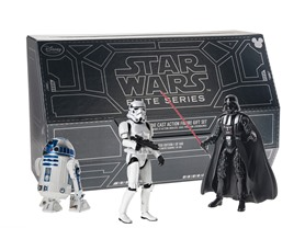 Star Wars Legendary Die Cast Action Figure Set