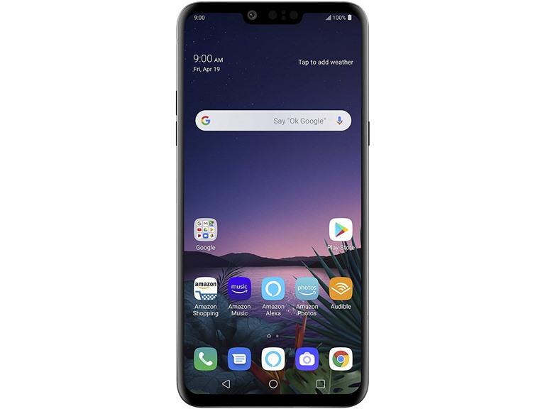 LG G8 ThinQ w/ Alexa Hands-Free (128GB) Unlocked