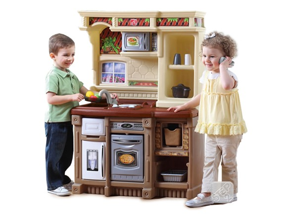 Step2 welcome home kitchen kids toys for Kitchen set step 2