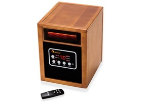 Dr. Infrared Heater Quartz + PTC Heater