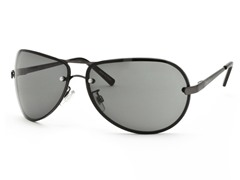 Dark Gray/Gray Aviator 20 Sunglasses