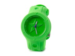 Rookie Neon Green Analog Watch