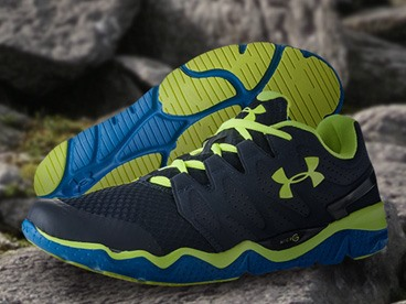 Under Armour Micro G Optimum Athletic Shoes