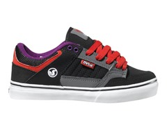 DVS Ignition CT - Blk/Pur Suede sz 5