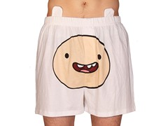 Finn Face Boxer w/ Stash Ear Waistband