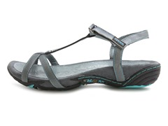 Shasta Sandals - Charcoal