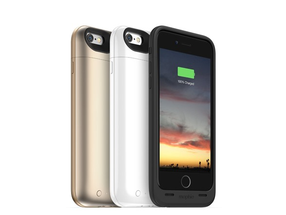 iphone 6 mophie case mophie 2750mah battery iphone 6 6s 5661