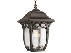 1-Light Hanging Lantern, Espresso
