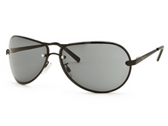 Black/Gray Aviator 20 Sunglasses
