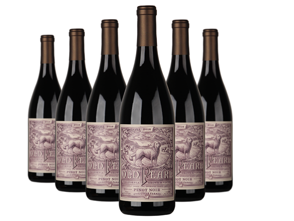 6-Pack Old Pearl Pinot Noir