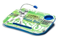 Lapdesk Cushion w/ LED Light - Baseball