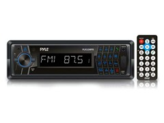 Bluetooth In-Dash AM/FM-MPX Radio