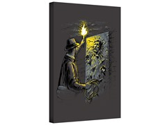 Starcheology Gallery Wrapped Canvas 2-Sizes