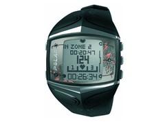 FT60 Women's Black Fitness Watch