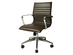 Janette Office Chair Espresso