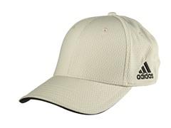 adidas adiTour Flex Fit Hat - Clay (S/M)