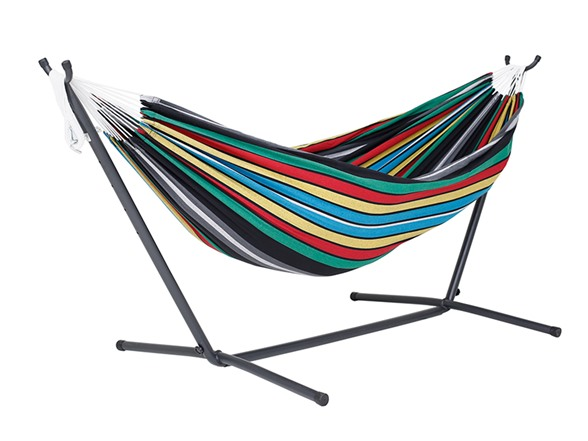 vivere 9 foot double hammock   rio night  rh   tools woot