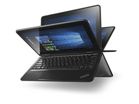 "Lenovo ThinkPad Yoga 11E-G3 11.6"" Touch Ultrabook"