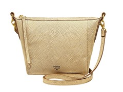 Fossil Sydney Crossbody, Gold