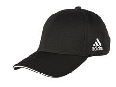 adidas adiTour Flex Fit Hat -Black (S/M)
