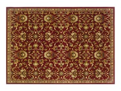 Olivia Area Rug Red - 5 Sizes