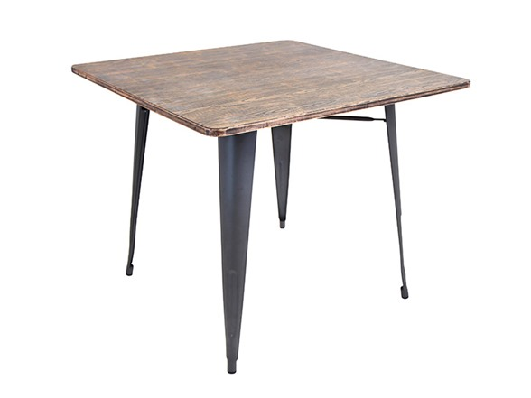 Oregon dining table 36 x 36 for Table 6 handbook 44