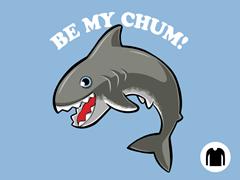Be My Chum LS Tee