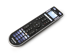 Philips 8-in-1 Universal Remote Control