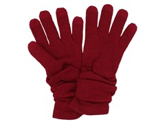 Collection Eighteen Women's Texting Gloves, Red