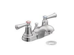 Capstone Bathroom Faucet, Chrome
