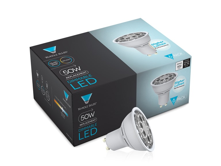 LED Flood Light 6-Packs - Your Choice