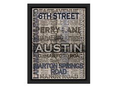 Streets of Austin