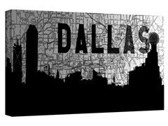 Dallas (2 Sizes)