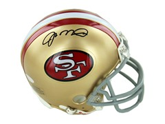 Joe Montana Signed San Francisco 49ers