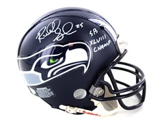 Richard Sherman Signed Seattle Seahawks