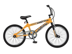 "Mongoose Boy's 20"" Strike BMX Bike"