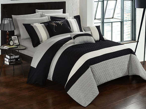 10 Pc Pueblo Comforter Set