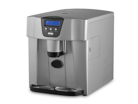 Quiet Countertop Ice Maker : Countertop Ice Cube Maker And Dispenser - Home & Kitchen