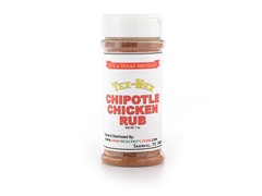 Texas Squeeze Chipotle Chicken Rub