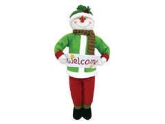 "42"" Collapsible Snowman"