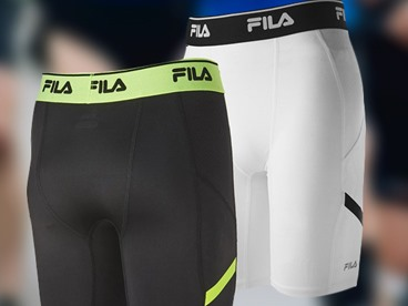 FILA Men's Endurance Compression Gear $9.99