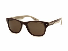 Women's Bridger Polarized - Brown Horn