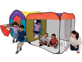 PlayHut Luxury Townhouse Giant Play Tent