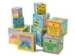 Bug Nested Blocks and Book Set