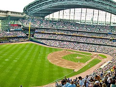 Miller Park, Home of the Brewers