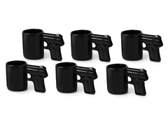 AGS Brands Six Shooter Set, 6pk