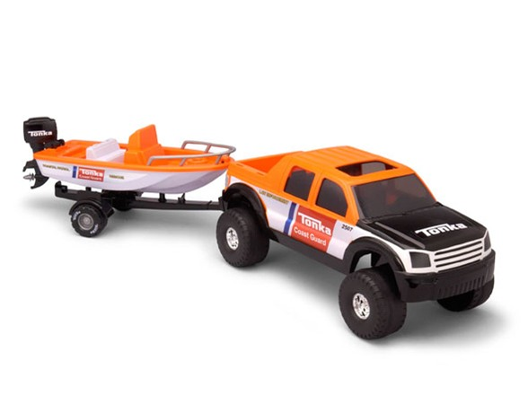 Baby bed that hooks to bed - Toy Trucks And Trailers With Boats Off Road Hauler With Boat Trailer